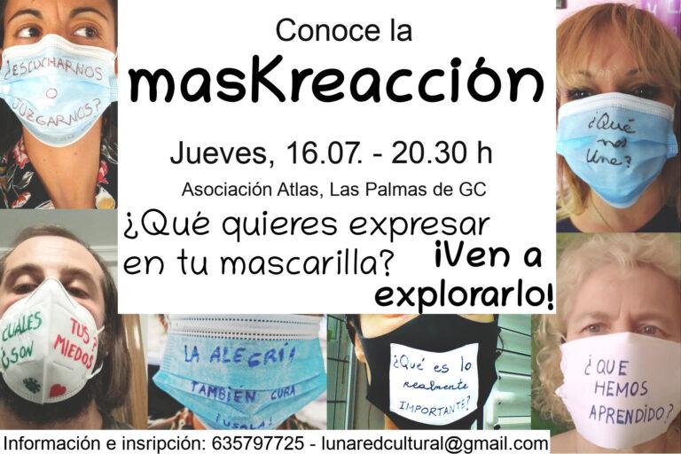 Encuentro de masKreacción en las Palmas de GC