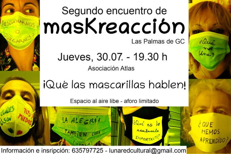 IIº Encuentro de masKreacción en las Palmas de GC