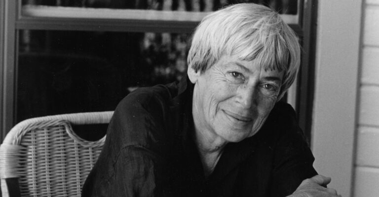 En homenaje a Ursula K. Le Guin